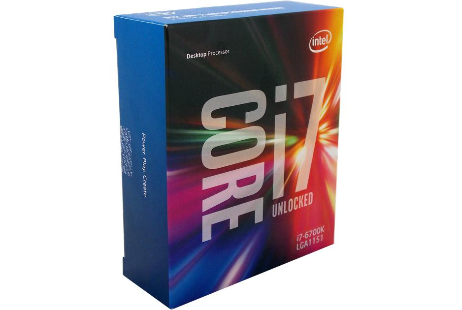 Procesor Intel Core I7-6700k Skylake  Quadcore  4ghz  4.2ghz Max Turbo  8mb  Socket 1151  Box  Intel Hd 530  91w