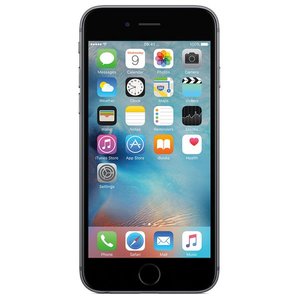 Telefon Mobil Apple Iphone 6s 16gb Space Gray