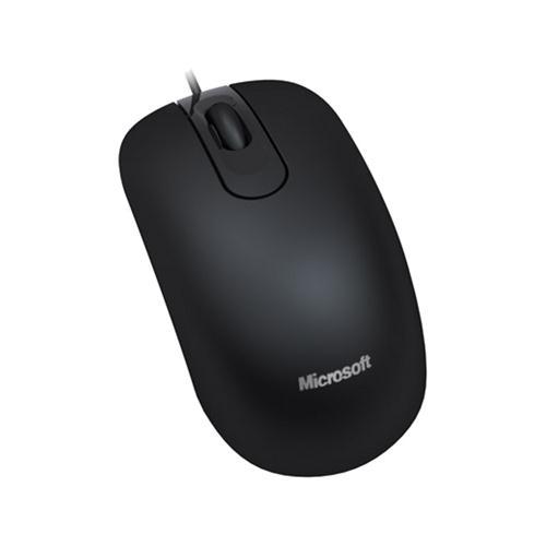 Mouse Optic Microsoft 200  Black  Retail