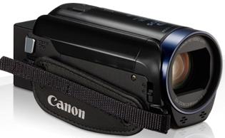 Camera Video Canon Legria Hf R66 Full Hd Black
