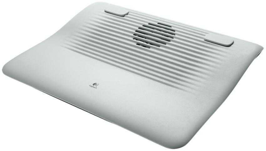 Cooler Laptop Logitech N120 Max 16  White