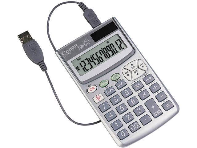 Calculator De Birou Canon Ls-12pc