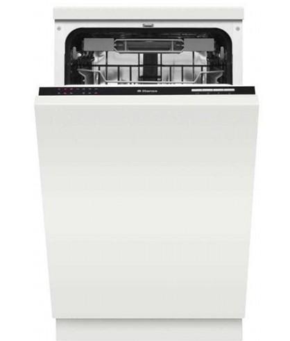 Masina de spalat vase incorporabila Hansa ZIM436EH Aquastop, 6 programe, 10 seturi, 45 cm