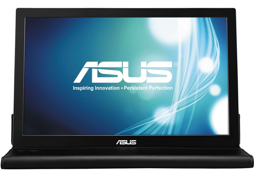 Monitor Led Portabil Asus Mb168b 15.6 Hd Usb-powered Black