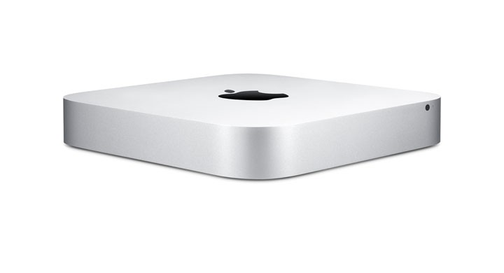Desktop Pc Apple Mac Mini  Intel Dual-core I5 2.6ghz  8gb  1tb  Intel Iris Graphics  Max Ox X Yosemite