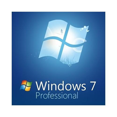 Microsoft Windows 7 Professional Sp1 64bit English  Oem Dsp Oei