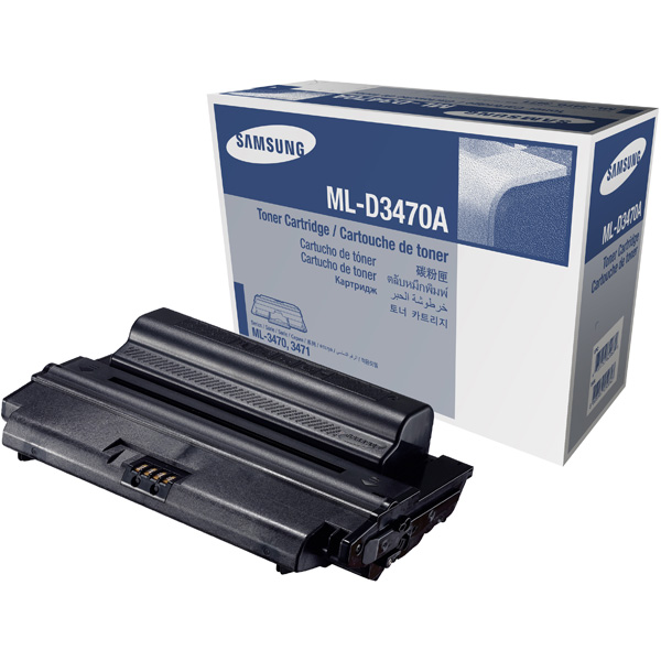 Consumabil Laser Samsung Ml-d3470a Toner Black Cartridge 4000pag