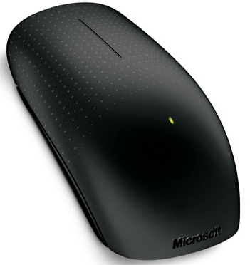 Mouse Wireless Microsoft Touch  Blue Track  3kj-00021