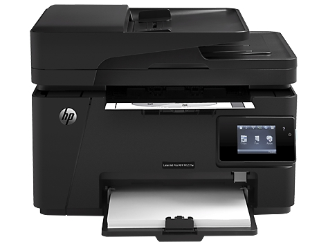 Multifunctional Laser Alb-negru Hp Laserjet Pro Mfp M127fw A4  Imprimare  Copiere  Scanare  Fax  Usb  Retea