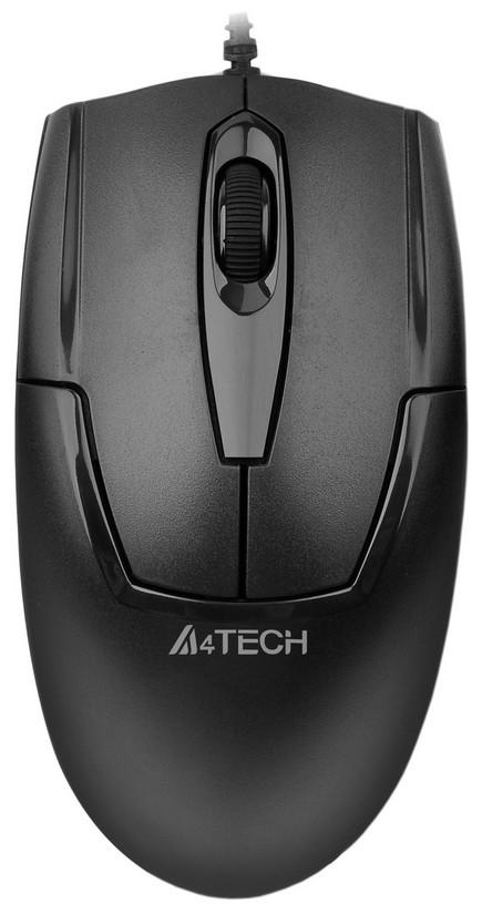 Mouse A4tech Op-540nu V-track  Usb  Black