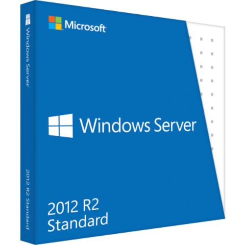 Microsoft Windows Server Standard R2 2012 X64 English 1pk Dsp Oei Dvd 2cpu/2vm