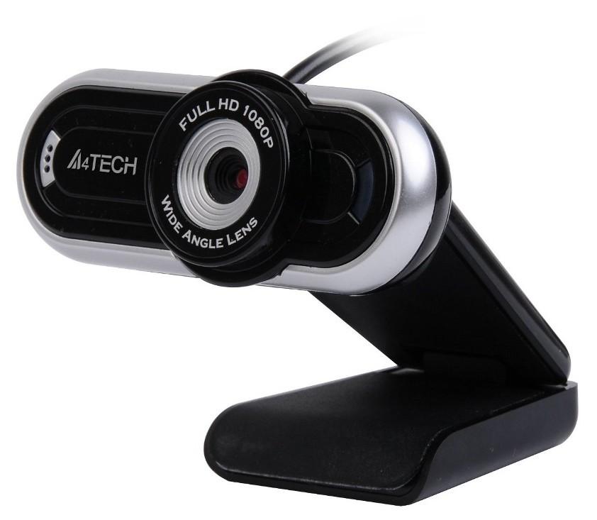 Camera Web A4tech Pk-920h Fullhd 1080p  Microfon  Black