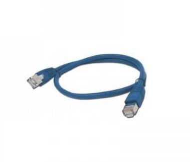 Cablu Gembird Pp12-0.5m/b  Utp Cat. 5e  0.5m  Blue