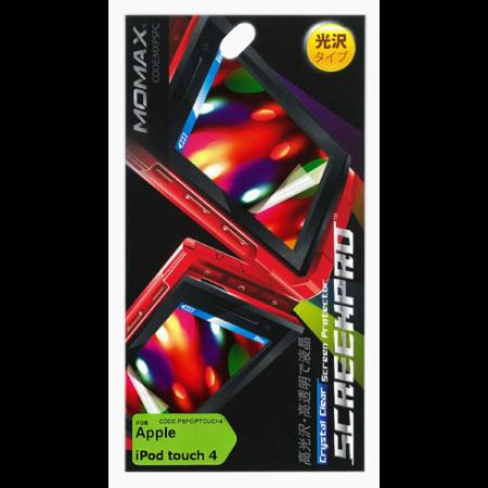Folie De Protectie Momax Clear Pentru Ipod Touch 4