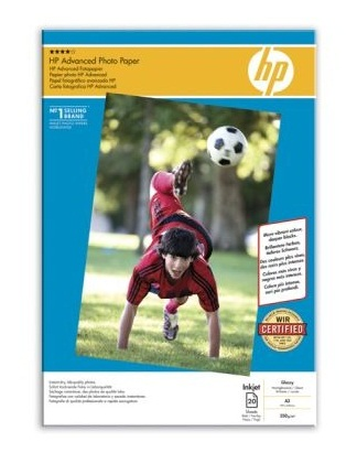 Hartie Foto Hp Q8697a Glossy Photo A3 20 Coli