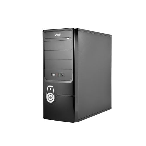 Carcasa Spire Coolbox 503  Fara Sursa  Otel  Black