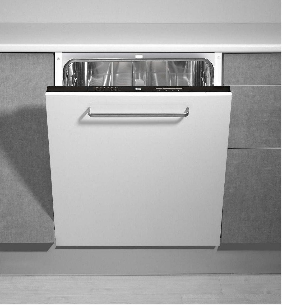 Masina de spalat vase complet incorporabila Teka DW1 605 FI de 60cm, 12 seturi, 6 programe