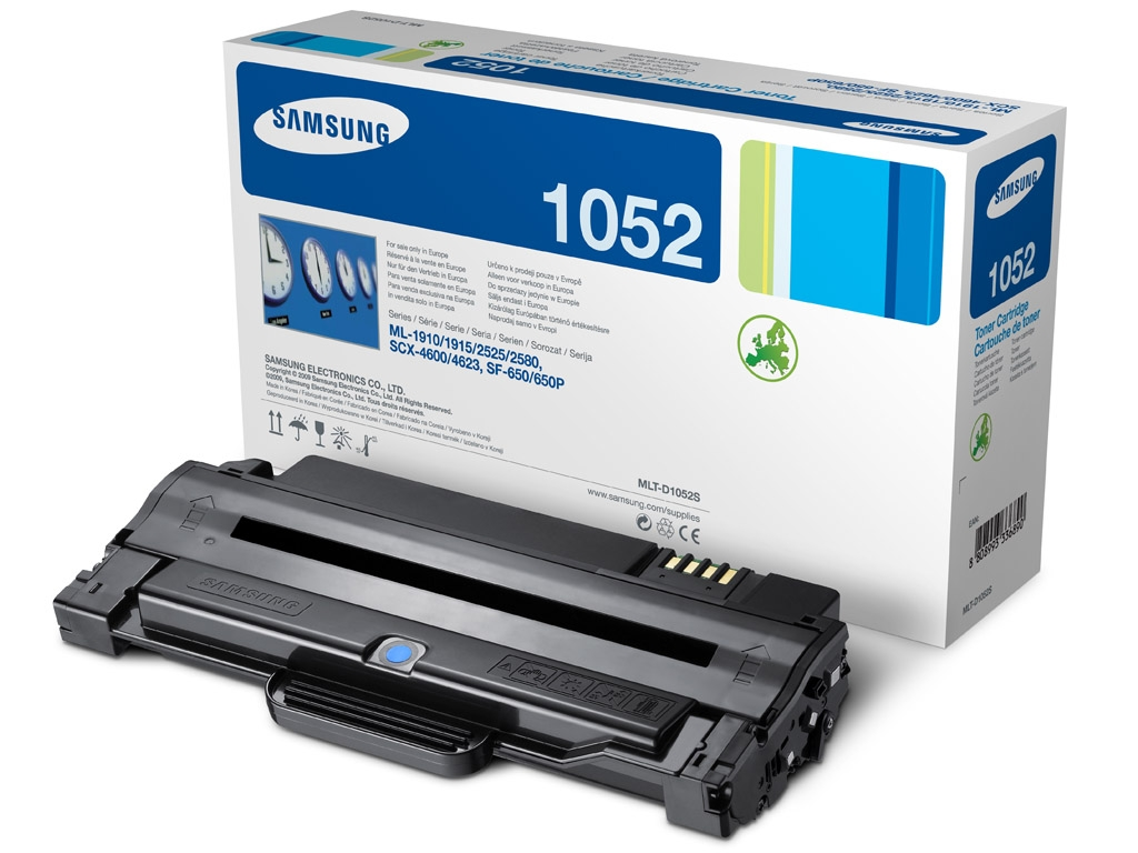 Consumabil Laser Samsung Mlt-d1052s Toner Cartridge Black 1 500 Pages