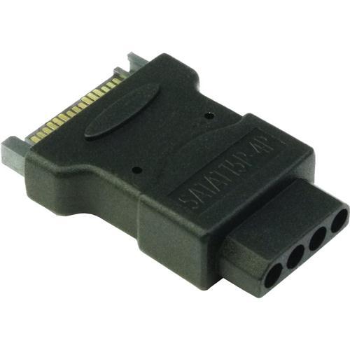 Adaptor Alimentare Inter-tech Sata - Molex 4.5cm