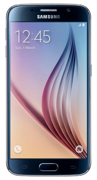 Telefon Mobil Samsung G920 Galaxy S6 32gb Lte Black