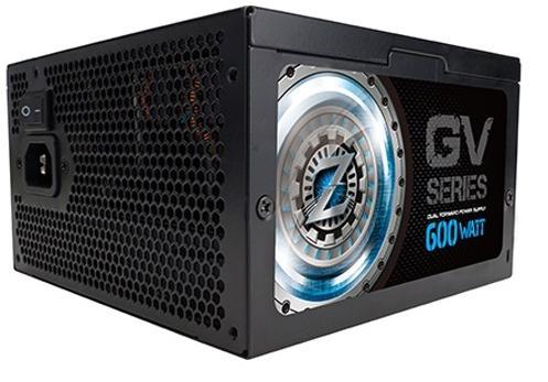 Sursa Zalman Zm600-gv 600w Certificare 80 Plus Bronze Atx12v V.2.3