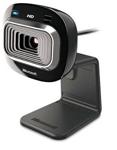 Camera Web Microsoft Lifecam Hd-3000 Hd 720p