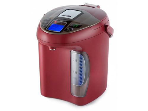 Fierbator Electric Cu Dozator Oursson Tp3310pd 3.3 Litri  Visiniu