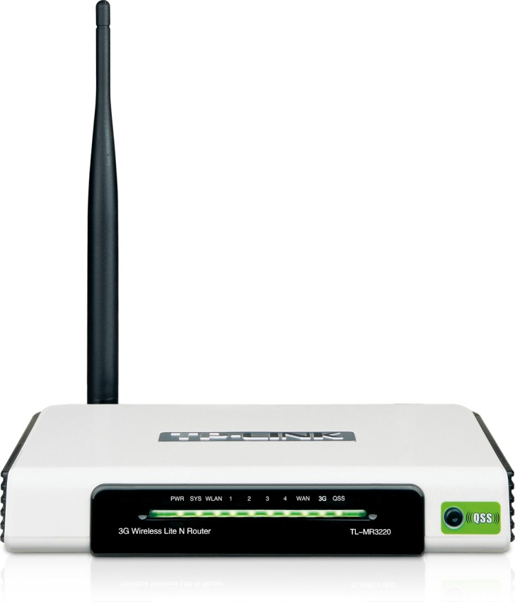 Router Wireless 3G TP-LINK TL-MR3220 150Mbps, UMTS/HSPA/EVDO USB modem, 3G/WAN failover, 2.4GHz