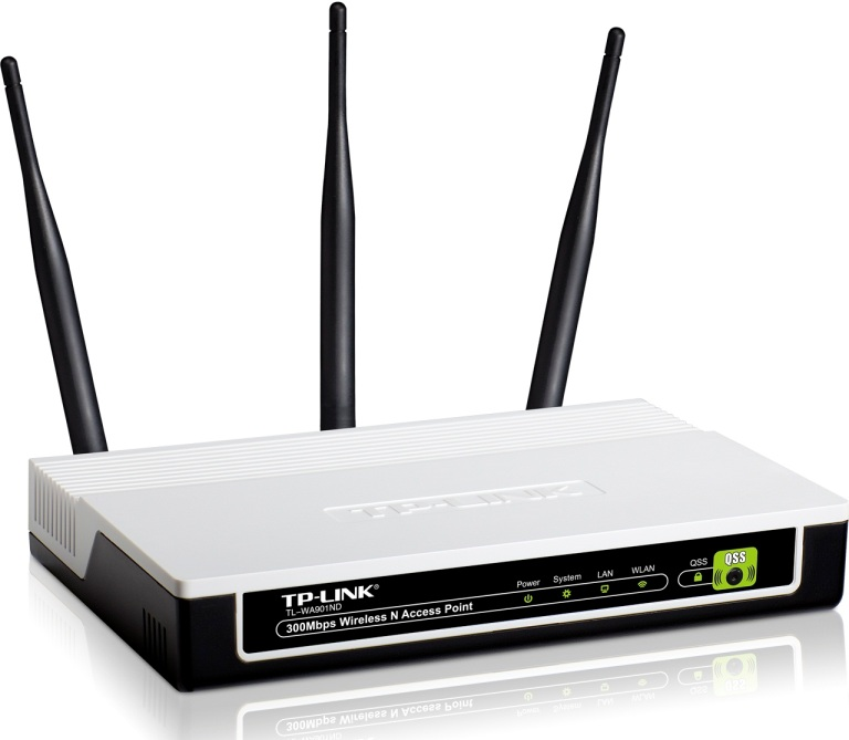 Acces Point Tp-link Tl-wa901nd 300mbps Atheros