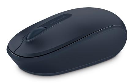 Mouse Wireless Microsoft 1850 3 Btn Wool Blue