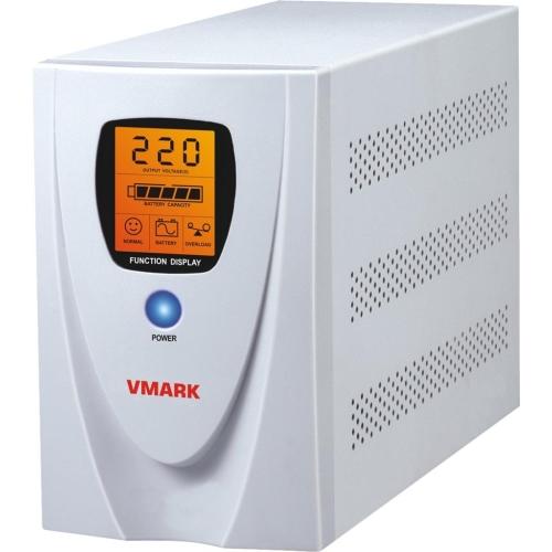 Ups V-mark 650vp  650va  8 Min Back-up (half Load)  Lcd Display