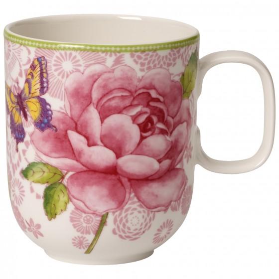 Cana Villeroy & Boch Rose Cottage 0 35 Litri  Roz