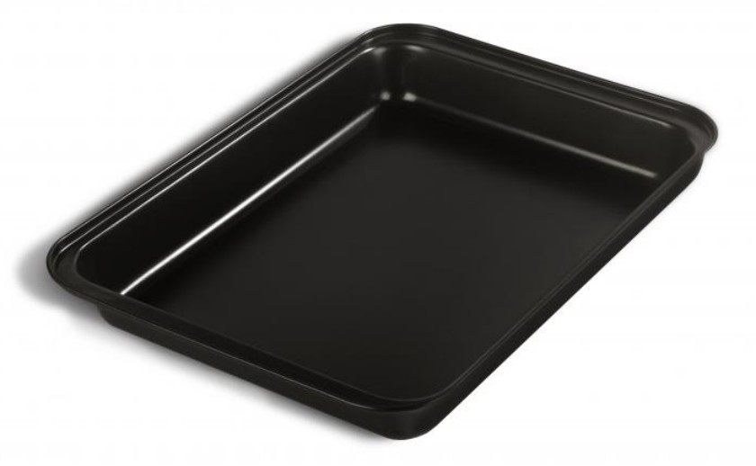 Tava Cuptor Teflon Vanora 42.5x29x5cm  Material Ot