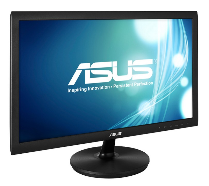 Monitor Led Asus Vs228de 21.5 1920x1080  Negru