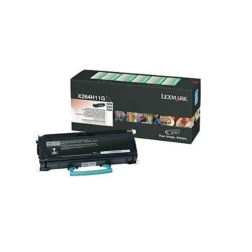 Consumabil Laser Lexmark X264h11g Toner 9k Pentru X264 / X363 / X364