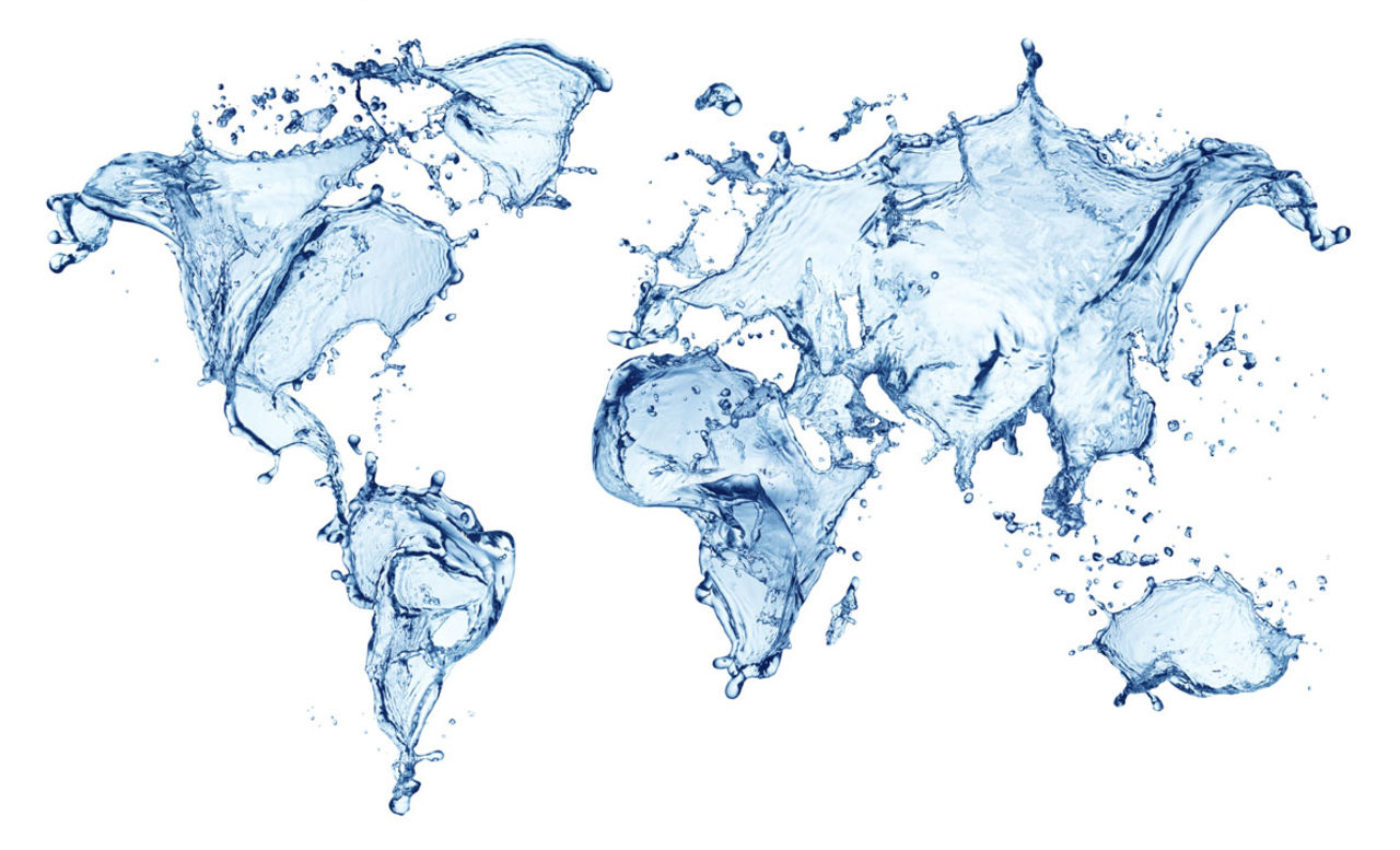 kludi water map