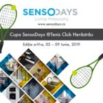 Cupa Tenis SensoDays la Academia de Tenis Herastrau - editia a 6-a