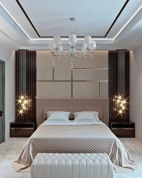 Iluminarea dormitorului