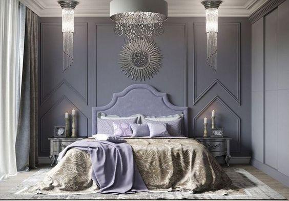 Iluminare dormitor