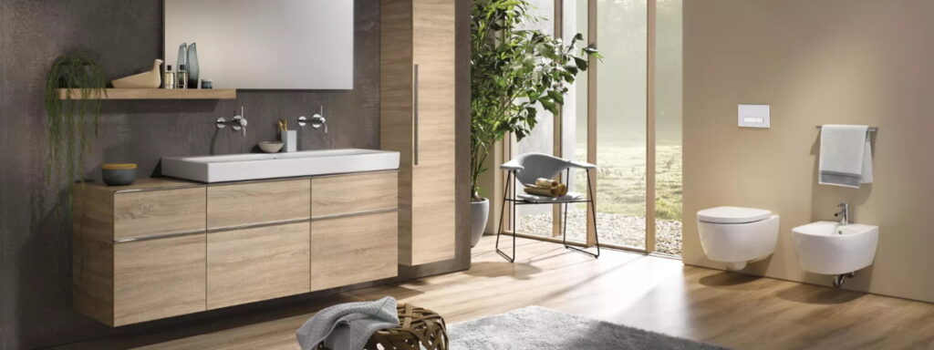 Amenajarea unui apartament – tendintele anului pentru baie si bucatarie