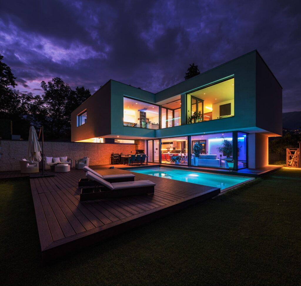 Iluminatul exterior