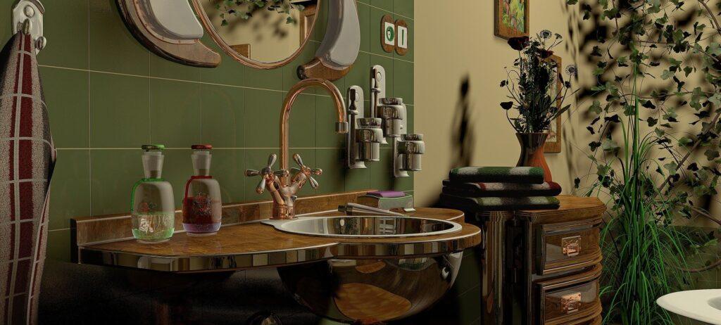 Ornamente pentru baie