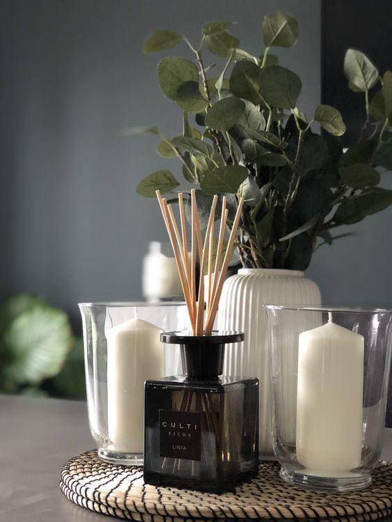 Parfumul casei