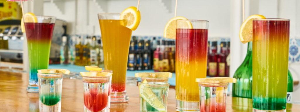Rețete de cocktail