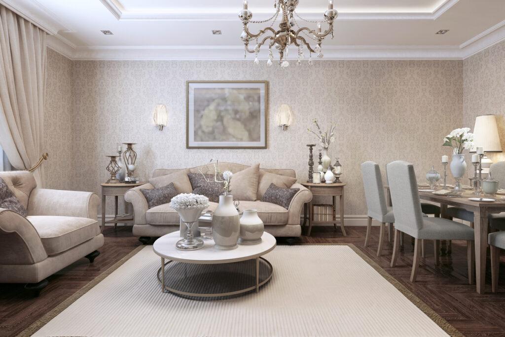 Amenajarea locuinței în stilul Art Nouveau