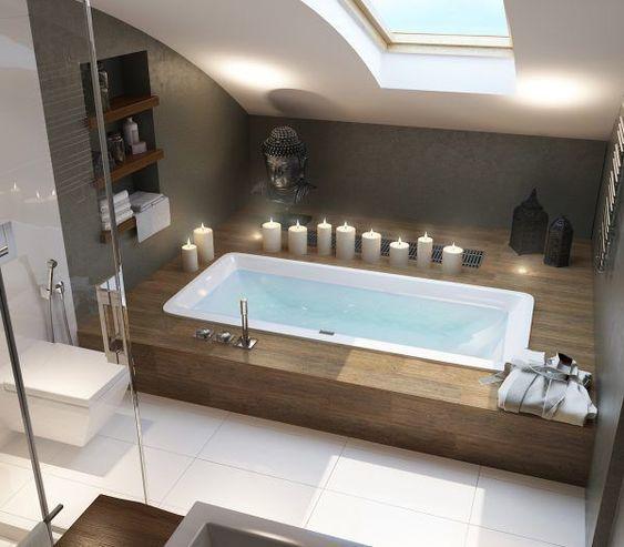 Alegerea înălțimii căzii de baie și amplasarea ei
