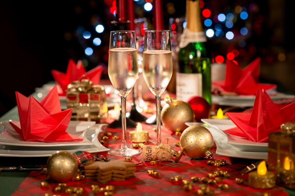 Masa de Revelion