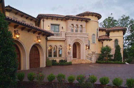 Case în stil italian