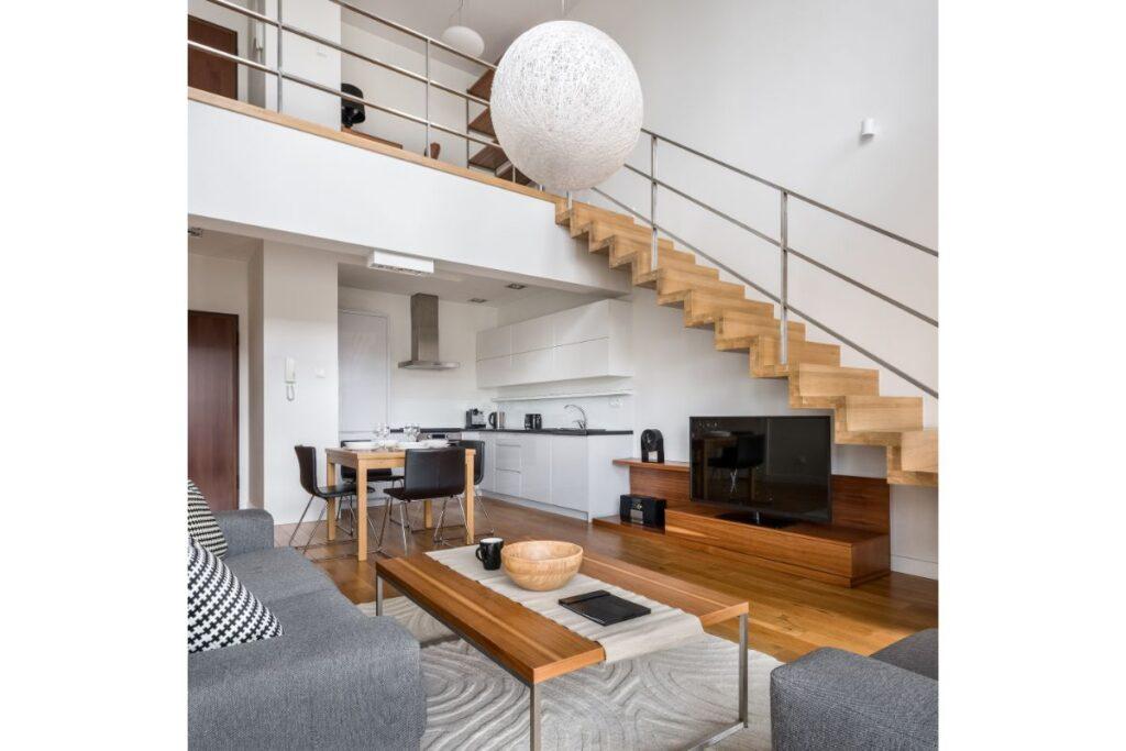 Iluminatul pentru casa scării