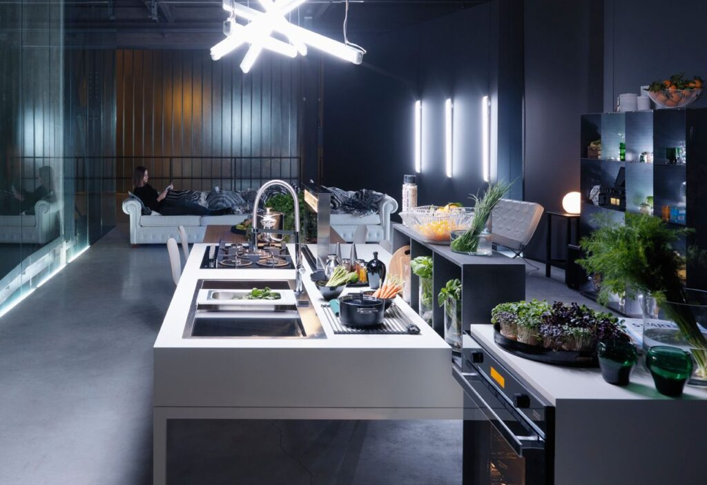 Bucătăriile minimaliste